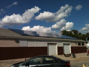 Civil Life Solar Array